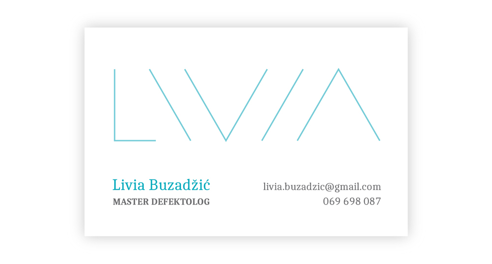 Livia-business-card